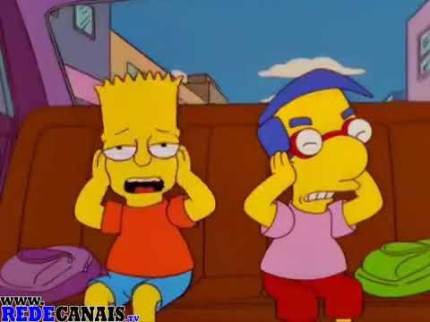 Os Simpsons – Homer, o Moe – clip1