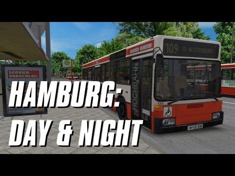 OMSI - Hamburg: Day & Night - Line 109