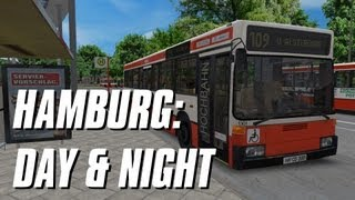 OMSI - Hamburg: Day & Night - Line 109