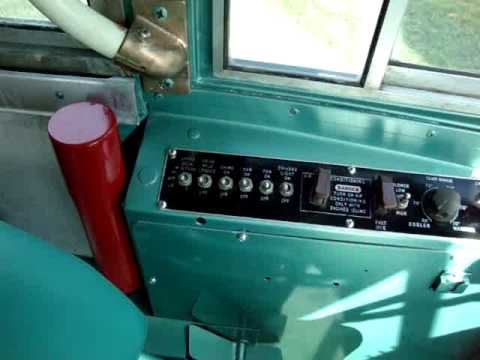 GMC Scenicruiser PD4501-771 interior resto. part 5