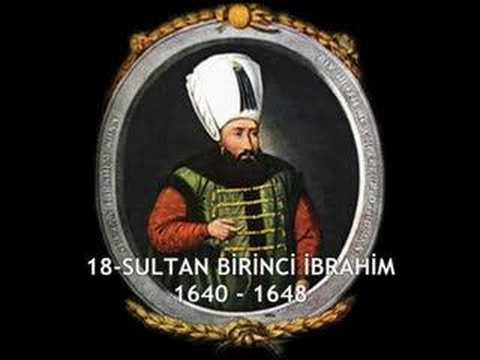36 Osmanlı Padişahı ve Özellikleri (Mehter marşları ile...) Osmanlı Devleti