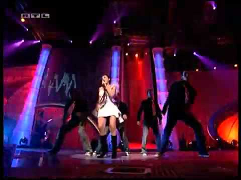 Dannii Minogue - Who Do You Love Now? Live Bravo SuperShow 2002