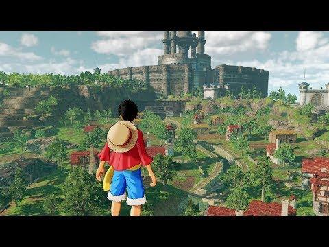 ONE PIECE: World Seeker - Announcement Trailer | PS4, X1, PC