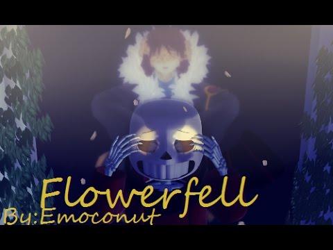 {Mmd} FlowerFell (It's Raining, Sweetheart)