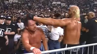 "WCW Starrcade 1996: ""Hollywood"" Hulk Hogan vs. ""Rowdy"""