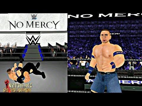 WR3D John Cena Vs Roman Reigns No Mercy Descărcare video