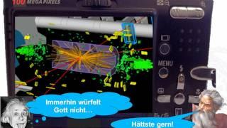 Elementarteilchen - Bis(s) ins Innere des Protons (Science Slam)