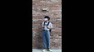 168cm 키작남의 남자 여름 코디 1분 보기(feat…
