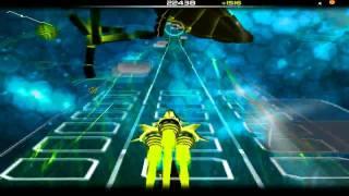 Itou Kanako - Sky Clad no Kansokusha {Steins;Gate OP} (AudioSurf)
