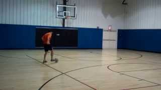 Soccer Speed of Play Exercise Indoor Off Two Walls - Online Soccer Academy