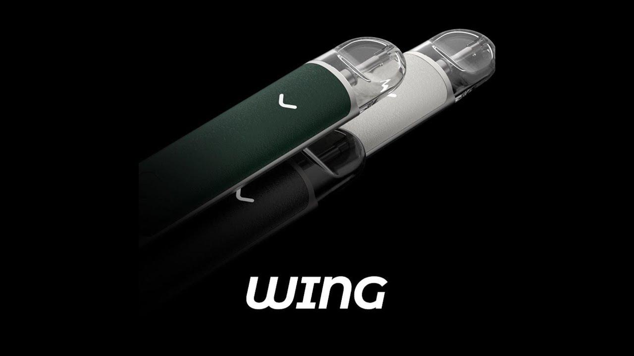 [GTM]紳士蒸氣 品諾 PAVINNO WING 翼 新世代智能藍芽控制小煙! - YouTube