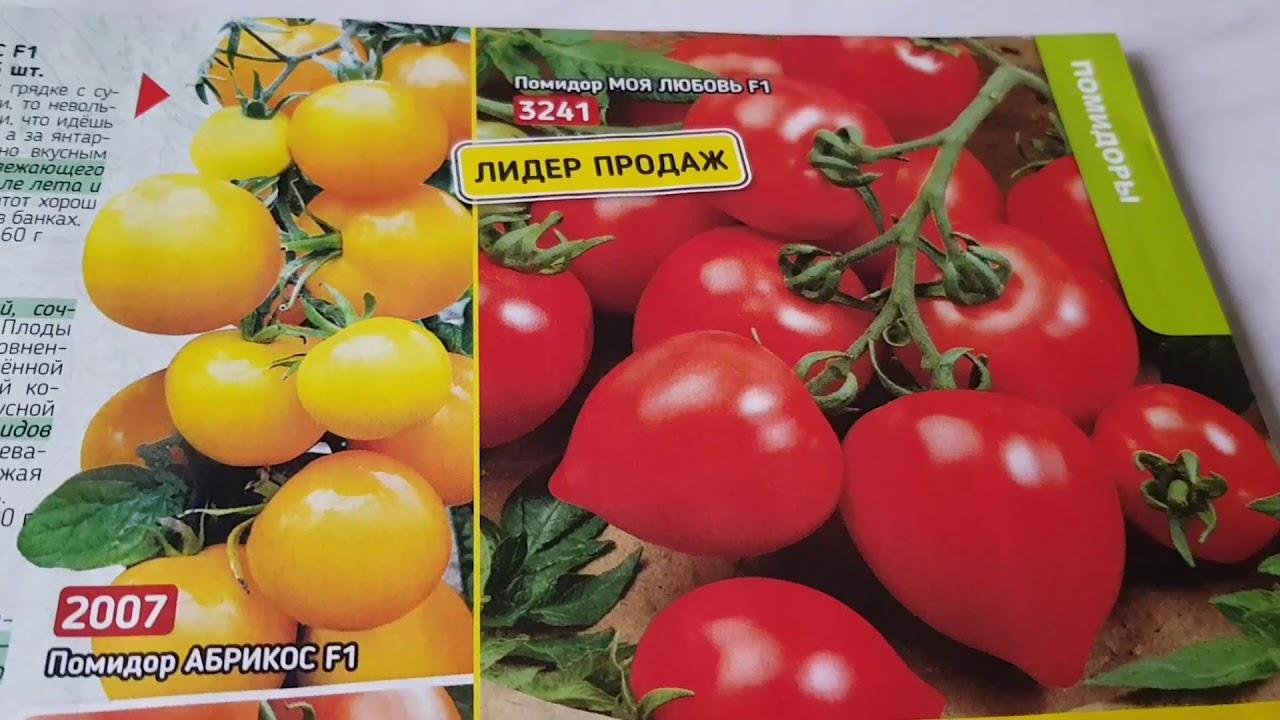 сады россии челябинск каталог семена томатов