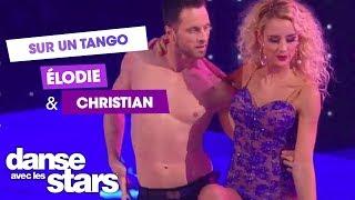 DALS S08 - Élodie Gossuin et Christian Millette pour un tango sur