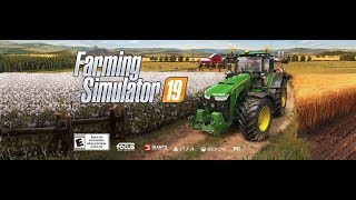 Rk joue à Farming Simulator 19 #01