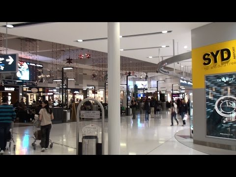 Sydney International Airport (Kingsford Smith): Terminal 1 Transit Section