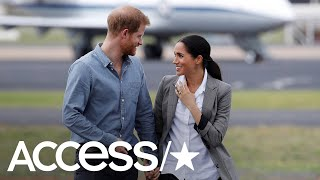 Meghan Markle Goes Casual In Skinny Jeans On Her Royal Visit To Australia | Access