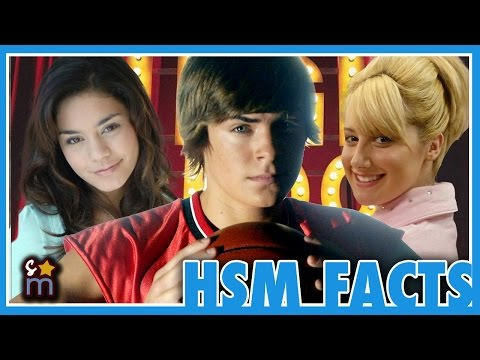 31 Things You Didnt Know About the HIGH SCHOOL MUSICAL Movies