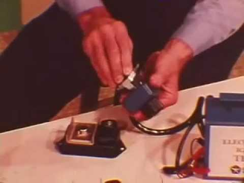 chrysler master tech - 1973, volume 73-11 electronic ignition diagnosis -  youtube