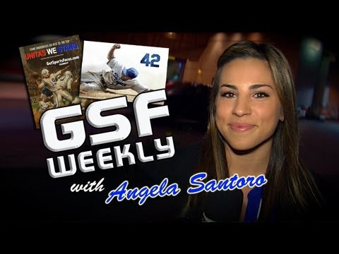 42 Official Movie Review - 42 the Jackie Robinson story - GSF Weekly #3