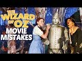 The Wizard of Oz Movie Mistakes, Goofs, Spoilers and Fails
