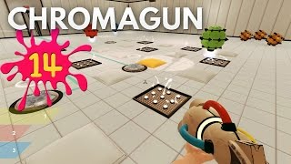 CHROMAGUN [14] [Agressive Farbkugel] [Let's Play Gameplay Deutsch German] thumbnail