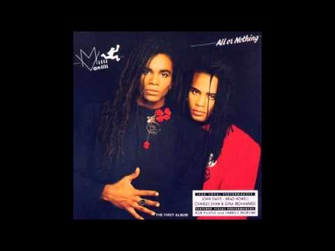 Milli Vanilli - All Or Nothing [Full Album]