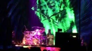 Danny Carey drum solo (1-26-16, Charlotte)