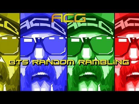 Karak Randomly Rambles For an Hour- Game Design, Open versus Hub games, Ball-on and Balloon