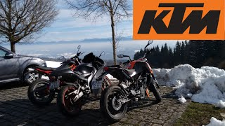 Early 2016 Bikelife | Ktm Duke 125 | Sachs X-Road | Aprilia RS 125