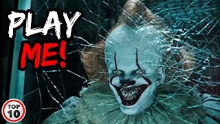 Top 10 Horror Movies That Should Be Games