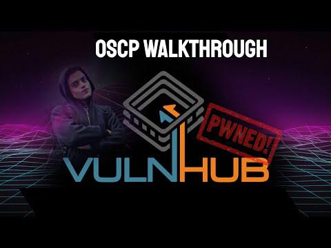 Vulnhub OSCP Walkthrough