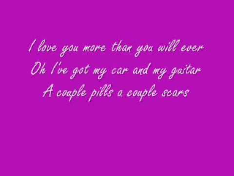 I Love You More Than You Will Ever Know- Never Shout Never [Lyrics]