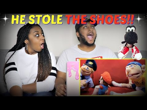 "SML Movie ""Jeffy's New Shoes!"" REACTION!!!"