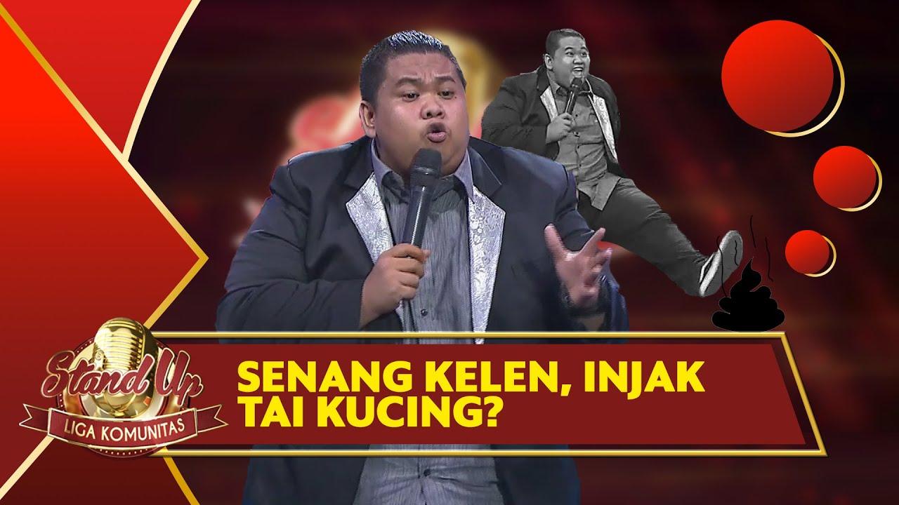 Stand Up Comedy Lolok: Kalo Karate Itu, Ga Perlu Kena, Yang Penting Suara Keras - LKS GRAND FINAL