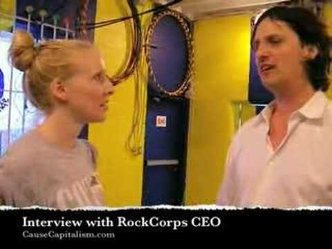 Cause Capitalism - Olivia interviews Stephen Green...