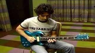 """Dweezil  Zappa - Thème de """"Inca Roads"""""""