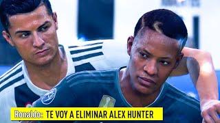 RONALDO quiere ELIMINAR a ALEX HUNTER y TERMINAR con EL CAMINO