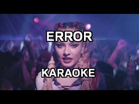 NOWA, LEPSZA WERSJA! Natalia Nykiel - Error [karaoke/instrumental] - Polinstrumentalista
