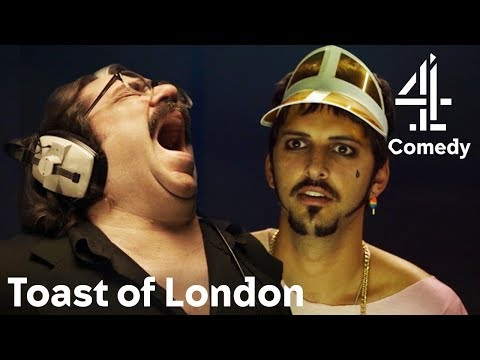 'Steven, Can You Hear Me?' Best of Clem Fandango | Toast of London Series 3 from YouTube · Duration:  8 minutes 10 seconds