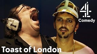 'Steven, Can You Hear Me?' Best of Clem Fandango | Toast of London Series 3