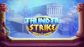 New Game! Thunder Strike (RiverSweeps Sweepstakes game)