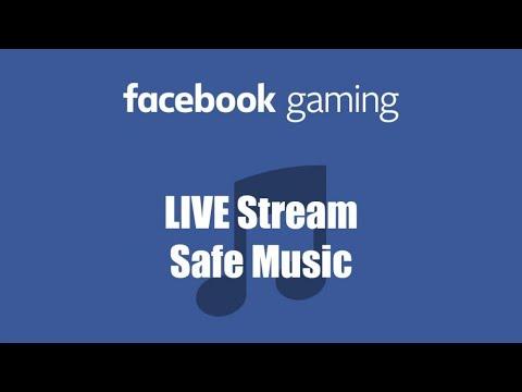 Facebook Gaming Copyright Safe Music Service