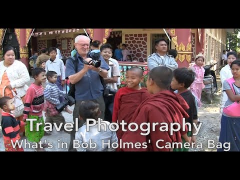 Travel Photography Equipment Tips From Bob Holmes