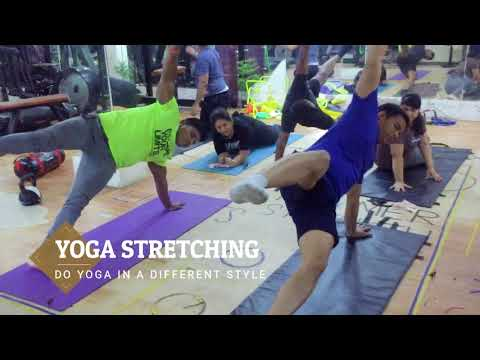 Crossfit, Zumba, Yoga, Aerobics 2018   SS Fitness Studio - Fitness Beyond Gym
