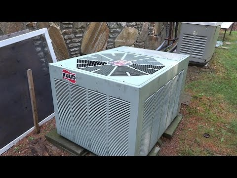 AC system needs a good cleaning / struggling