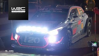 WRC - Rallye Monte-Carlo 2018: TOP 5 Highlights