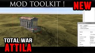 Total War: Attila - Mod Toolkit Released!