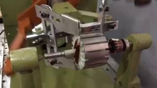 WRENCH - Semi automatic armature winding
