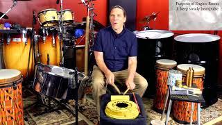 ARTIVITIES: Caribbean Drum Circle with Joseph Peck