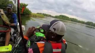 Kayak Bass League Tournament #3 Lake Jacksonville